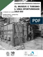 II Congresso Internacional Sobre Patrimonio Industrial Web