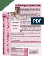 PLS Spring 2014 Newsletter