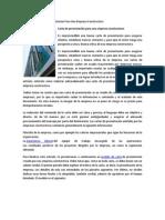 Ejemplo De Carta De Presentación Para Una Empresa Constructora