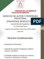 Presentacion Derecho Propiedad Intelectual 2013
