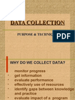 DATA Collection Techniques