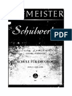 Metodo Per Oboe Offmaister