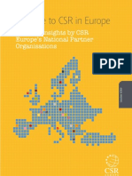 A Guide to CSR in Europe_oct2009