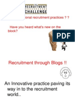 Innovative Recruitment Practices 214