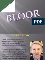 David Bloor Expo