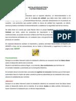 Reglamento de obras e instalaciones eléctricas (R.O.I.E.)