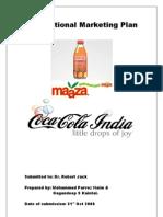 international marketing plan