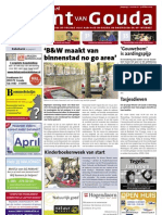 De Krant van Gouda, 9 oktober 2009