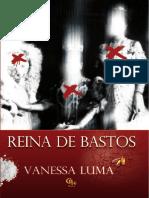 Reina de bastos - novela de Vanessa Luma