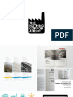 The Nothing Corporation Portfolio Vers. 4.1