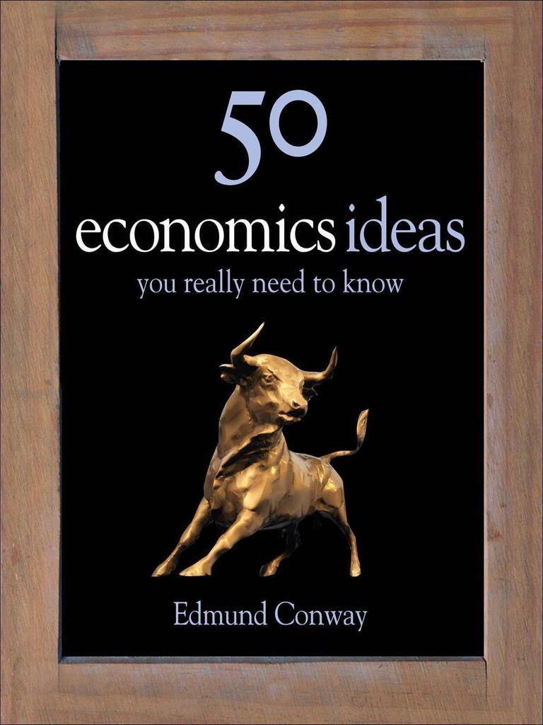 50 economics ideas you really n edmund conway demand economics fandeluxe Choice Image
