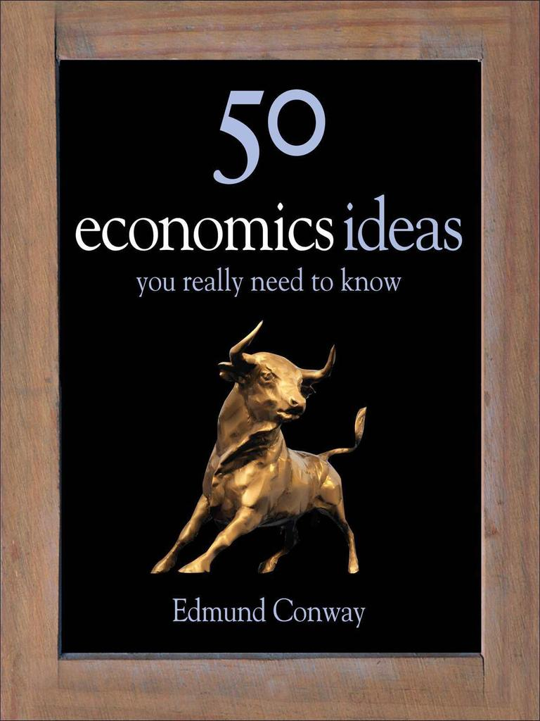 50 economics ideas you really n edmund conway demand economics fandeluxe Choice Image