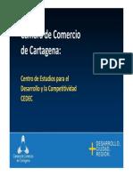 Cartagena y Bolivar Frente a Los Retos de La Competitividad y El Desarrollo