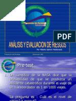 Unc -Diplomado Analisis y Evaluacion de Riesgos 2005
