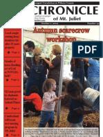Chronicle 10-7-09 Edition
