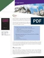 Macau Business Law Flyer