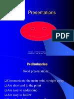 2.3.1 - Presentations
