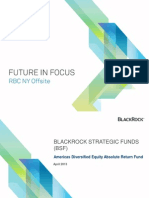 Blackrick Strategic Funds