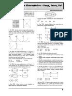 Lista-de-Eletrostática-Faap-Fatec-Fei