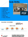 Vehicle Drills