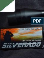 Liberty Ammo Silverado Lead-Free .223 Hunting Round