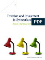 Dttl Tax Switzerlandguide 2013