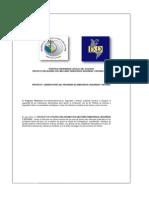 OBSERVATORIO PROGRAMA DEMOCRACIA, SEGURIDAD Y DEFENSA  No.03