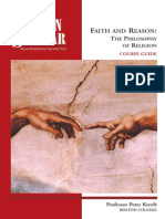 Faith and Reason; The Philosophy of Religion - Peter Kreeft