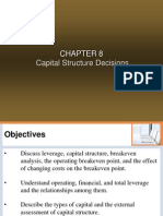Capital Structure Decisions 8