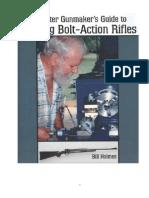 Building Bolt-Action Rifles