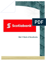 Mair vs Bank of Nova Scotia