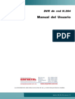 Camara h264 Spanish AVC798 796 792 Manual V1.0