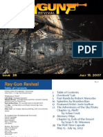 Ray Gun Revival magazine, Issue 26