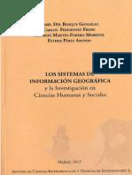 Los SIG y La Investigacion en Ciencias Humanas y Sociales