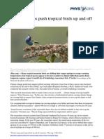 2014-02-warmer-temps-tropical-birds-mountains