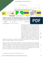 Elaboração de Referências em trabalhos acadêmicos (3 de 4)...pdf