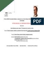 Conferencia Antonio Machado Su Compromiso Republicano