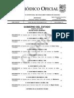 Presupuesto de Egresos del Municipio de Matamoros para el Ejercicio Fiscal 2014