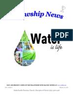 February 19, 2014 Fellowship News