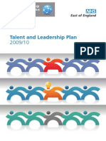 East of England Talent and Leadership Plan 2009-10