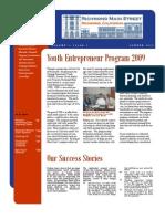 YEP 2009 Newsletter