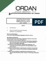 curriculum meeting jordan 2-17-14