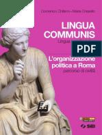 L'organizzazione politica a roma