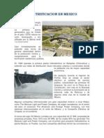 CFE y la electricidad en México