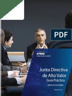 Junta Directiva de Alto Valor - Guía Práctica