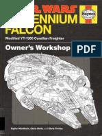Star Wars Millennium Falcon Owners Manuel