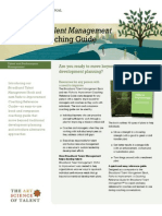 Broadband Talent Management Book and Coaching Guide