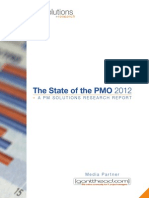 State of the PMO 2012 Research Report