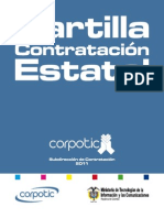 Cartilla de Contrataci n Estatal
