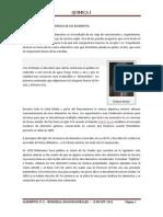 HISTORIA DE LA TABLA PERIÓDICA DE LOS ELEMENTOS